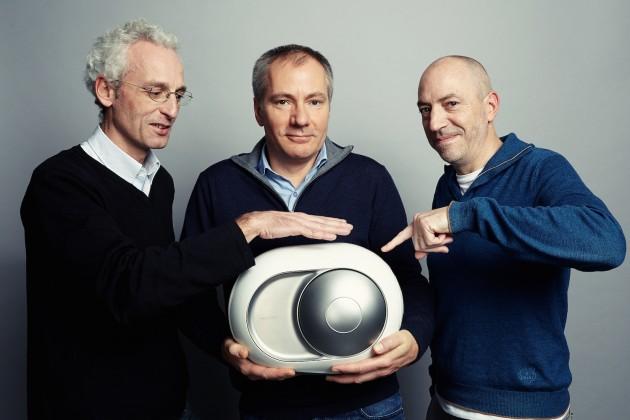 Pierre-Emmanuel Calmel, Quentin Sannié, Emmanuel Nardin avec Phantom