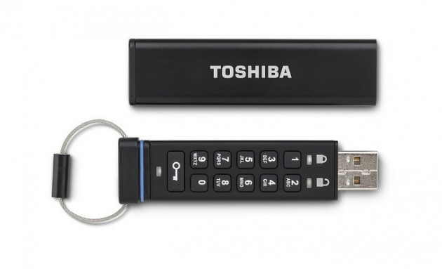 Toshiba-Has-Launched-An-Encrypted-USB-Flash-Drive