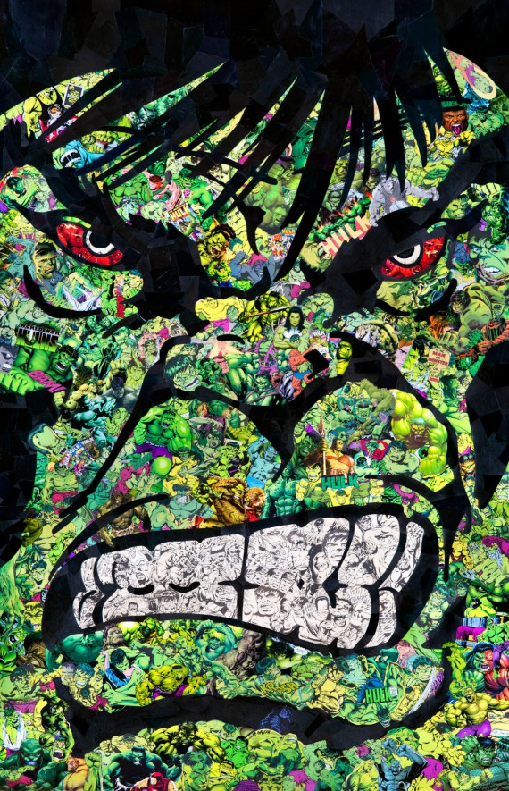 2_1_7_les-collages-super-heroiques-garcin-hulk