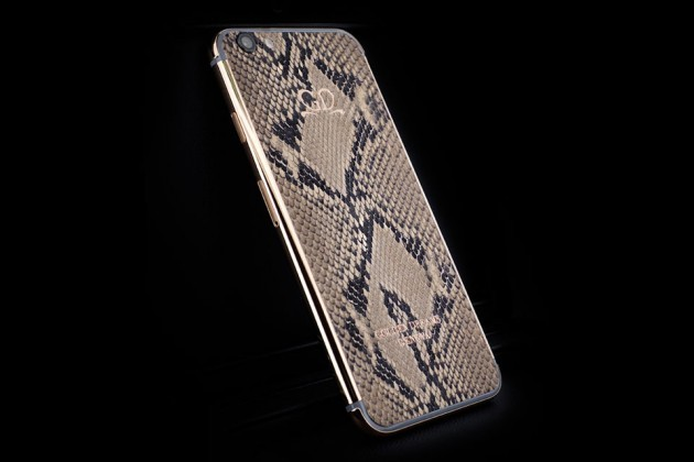 Luxury-iPhone-6-by-Golden-Dreams-Design-Edition-Python-Brown-630x420