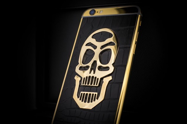 Luxury-iPhone-6-by-Golden-Dreams-Skull-Edition-Black-630x420