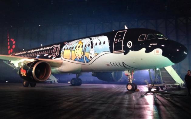 Moulinsart-Brussels-Airlines-Rackham