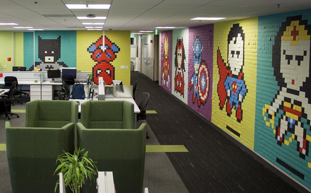 Superhero-Post-It-Mural00k