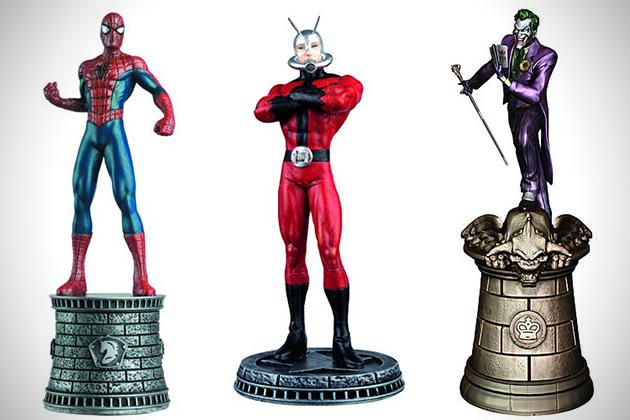 Marvel-vs-DC-Superhero-Chess-Pieces-2