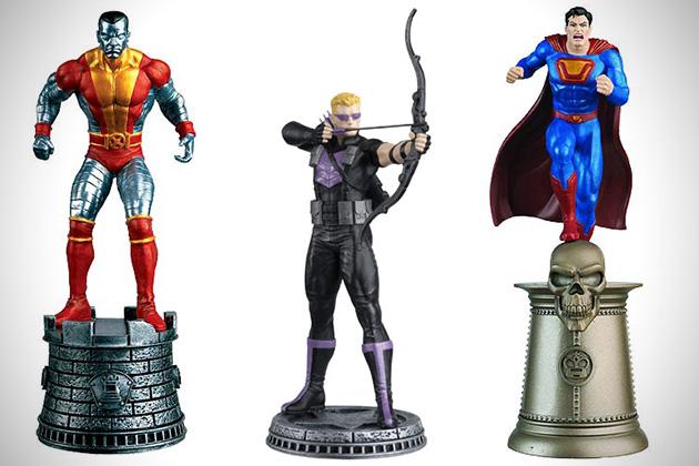 Marvel-vs-DC-Superhero-Chess-Pieces-4