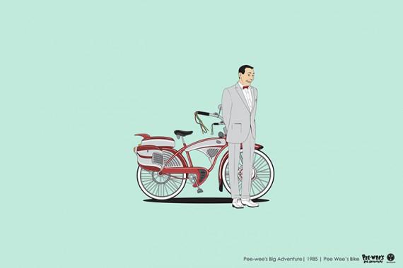 2_1_13_les-personnages-films-series-cultes-posent-avec-leurs-vehicules-emblematiques-pee-wee-big-adventure