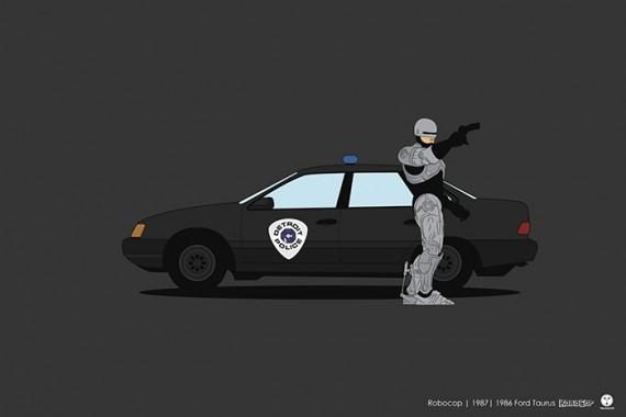 2_1_14_les-personnages-films-series-cultes-posent-avec-leurs-vehicules-emblematiques-robocop