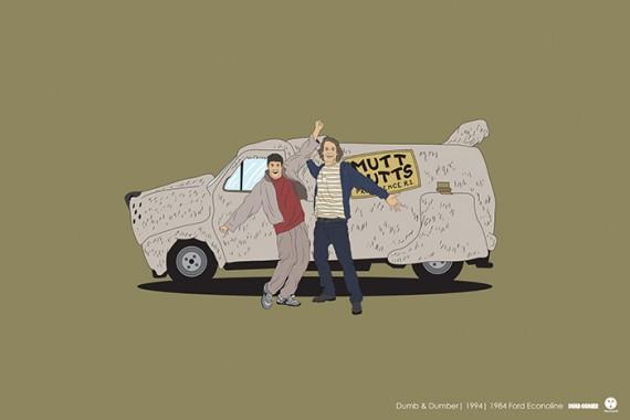 2_1_24_les-personnages-films-series-cultes-posent-avec-leurs-vehicules-emblematiques-dumb-dumber