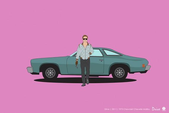 2_1_29_les-personnages-films-series-cultes-posent-avec-leurs-vehicules-emblematiques-drive