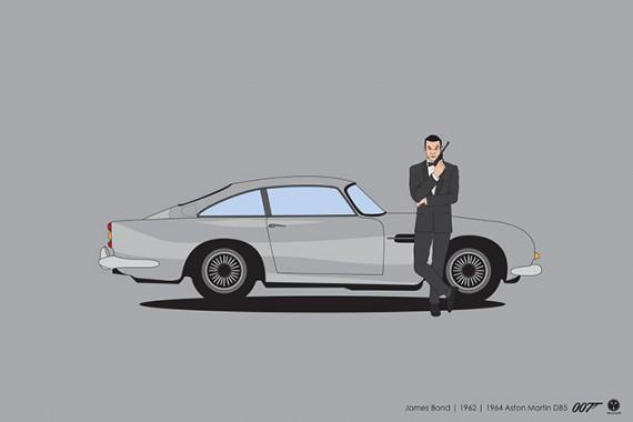 2_1_2_les-personnages-films-series-cultes-posent-avec-leurs-vehicules-emblematiques-james-bond