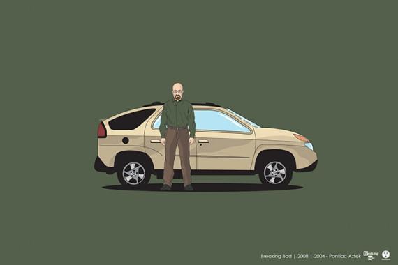 2_1_37_les-personnages-films-series-cultes-posent-avec-leurs-vehicules-emblematiques-breaking-bad