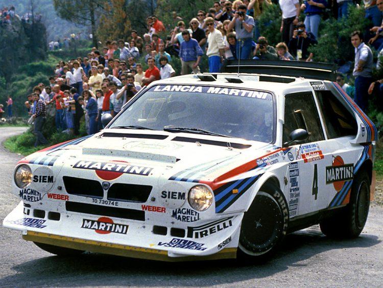 Lancia Delta S4 1986