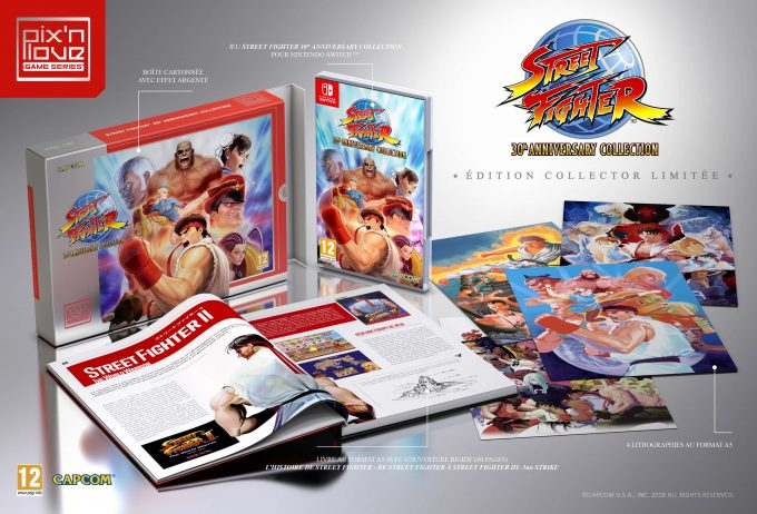 Collector Street Fighter Collection