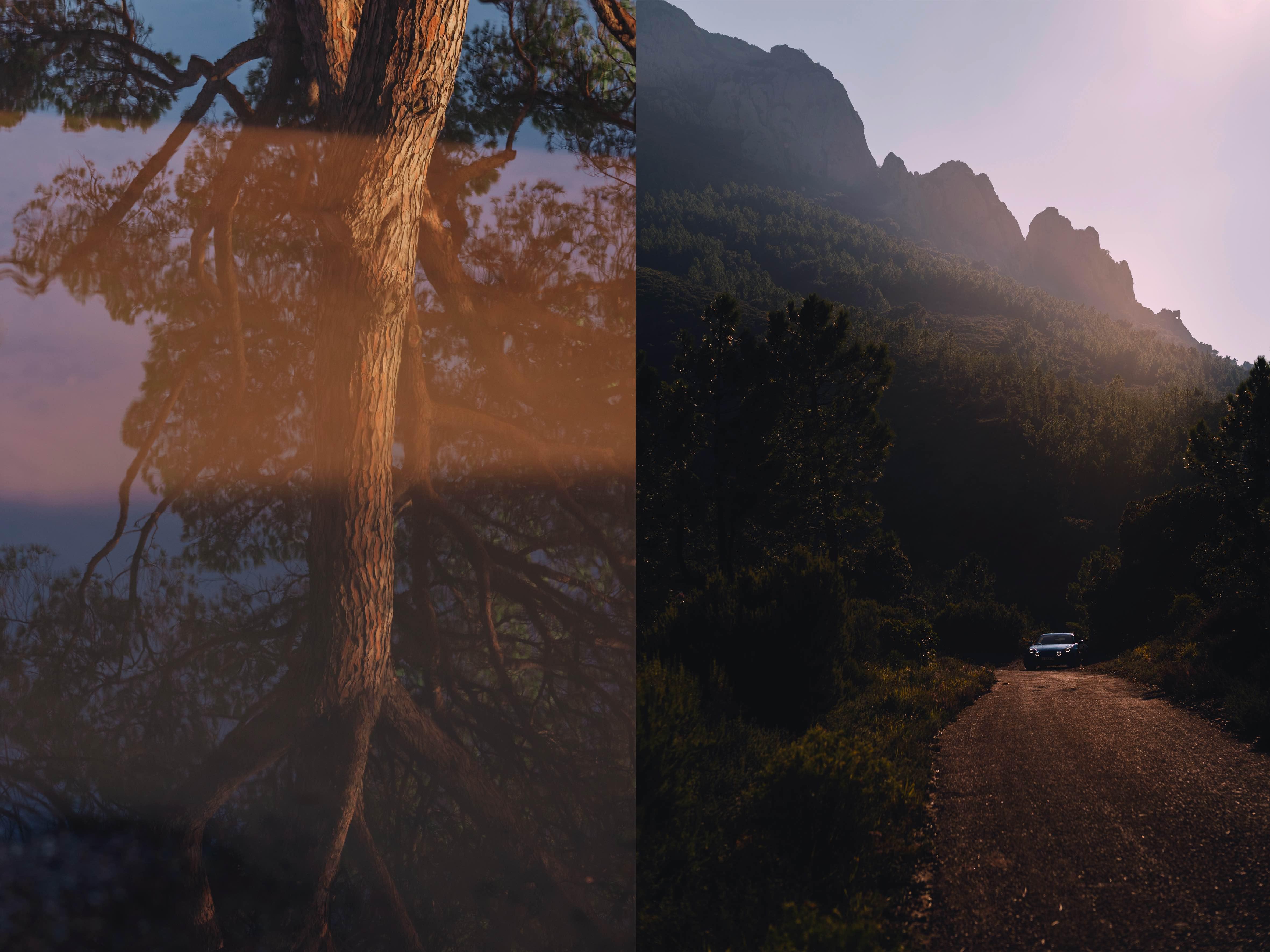 ©Letizia Le Fur pour la Carte blanche Alpine x Leica Hit The Road