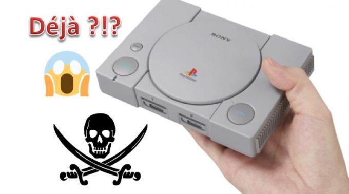 ajouter jeux PS Classic