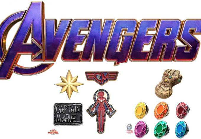 Shopping Nouveaux set de pin's Marvel - Gouaig